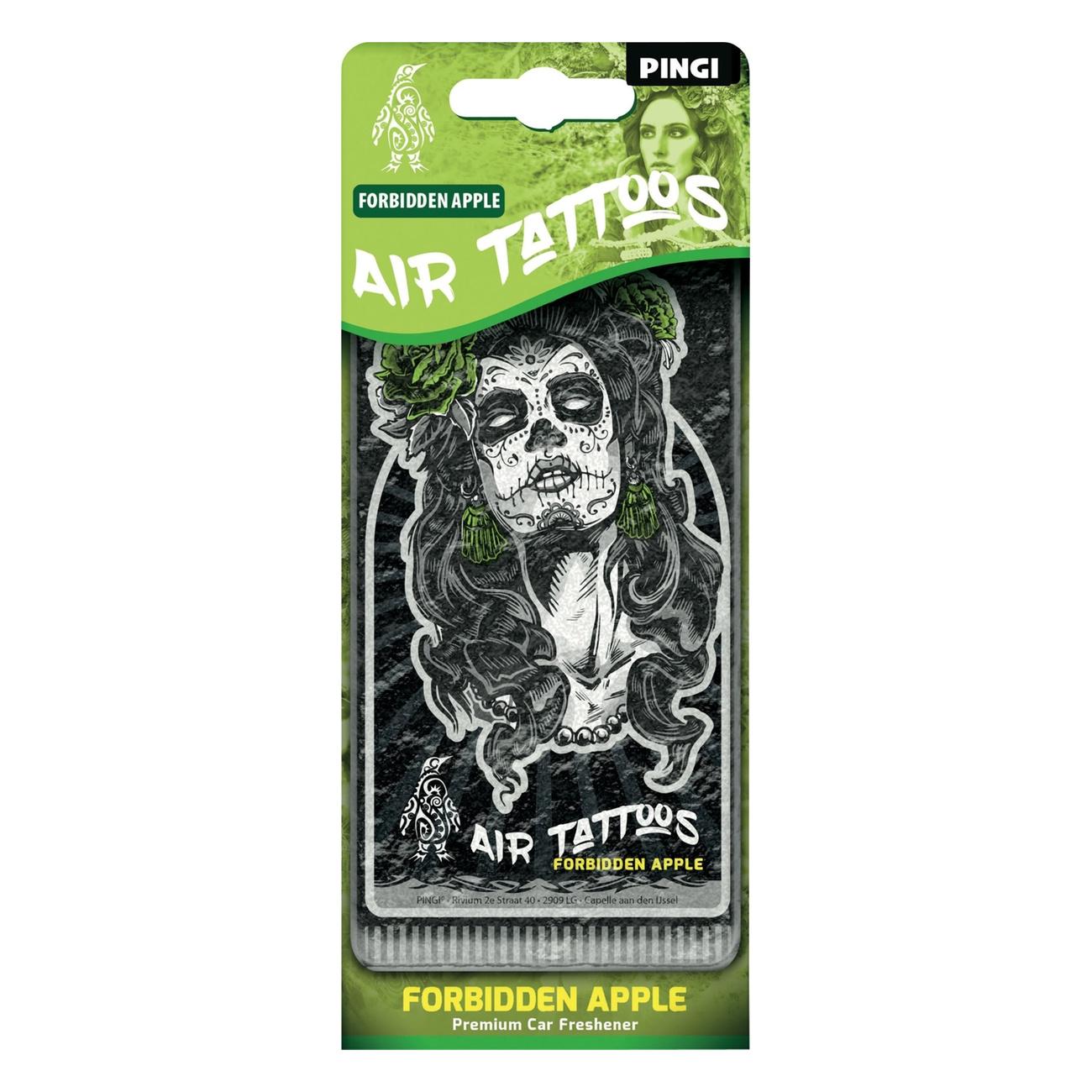 PINGI Air Tattoos, Forbidden Apple