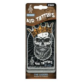 Dufterfrischer Air Tattoos, The Legend