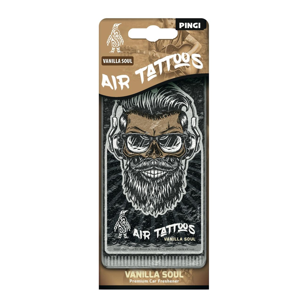 PINGI Air Tattoos, Vanilla Soul
