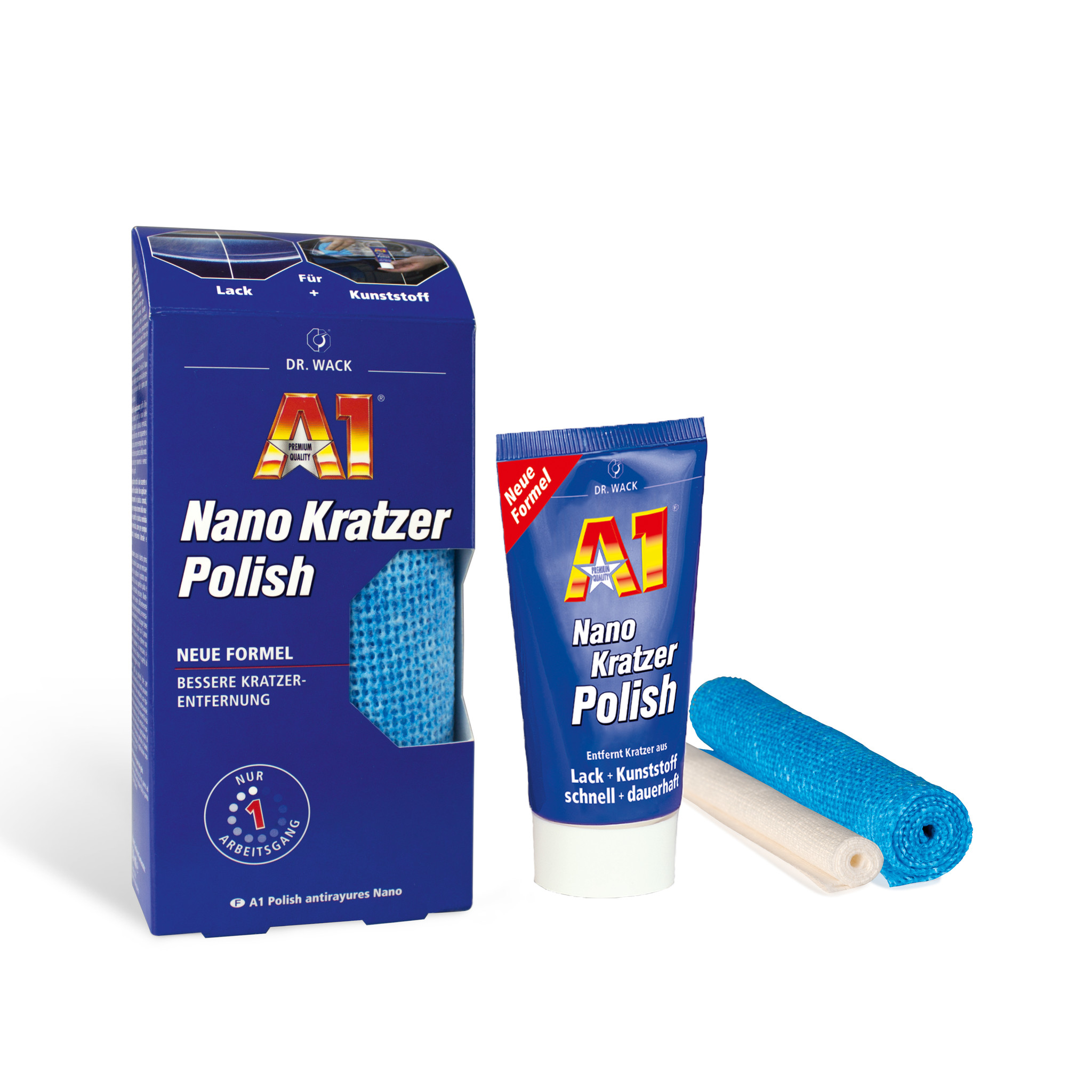 Dr. Wack Dr. Wack A1 Nano Kratzer Polish