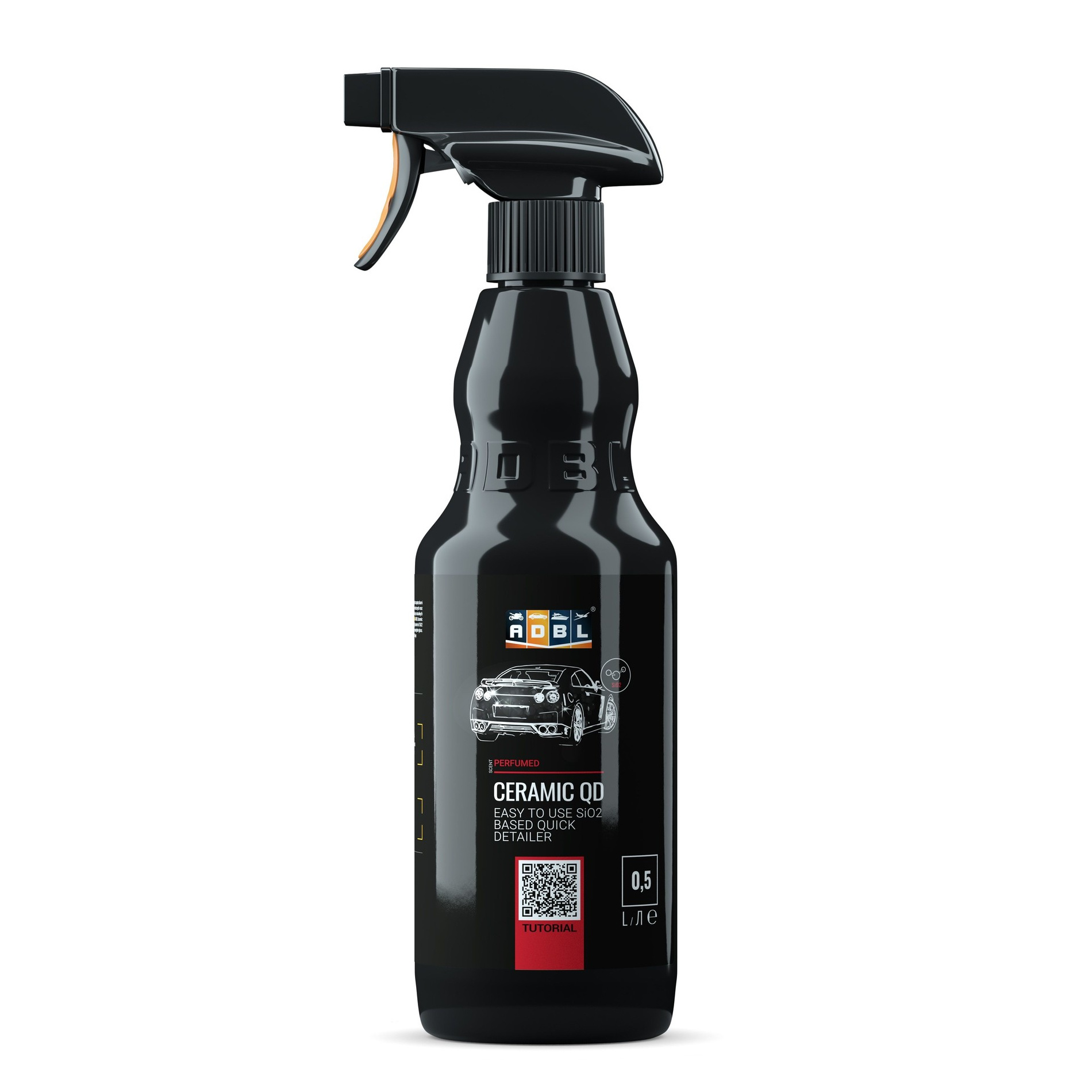 ADBL ADBL Ceramic QD Quick Detailer 500ml
