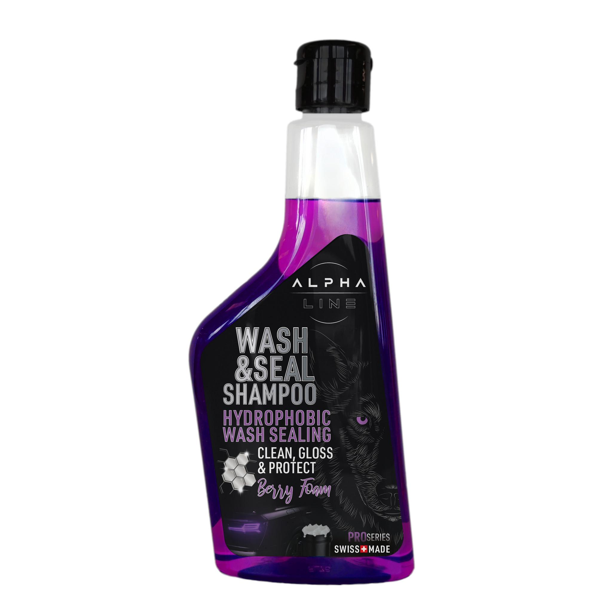 ALPHA LINE ALPHA LINE Wash & Seal Car Shampoo