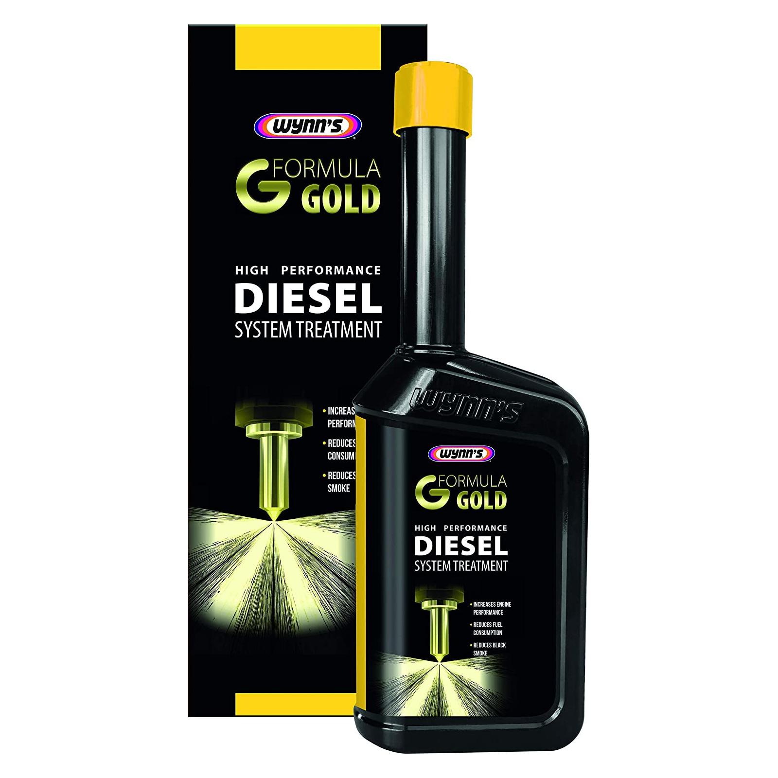 Wynn's Wynn's High Performance Diesel System Treatment