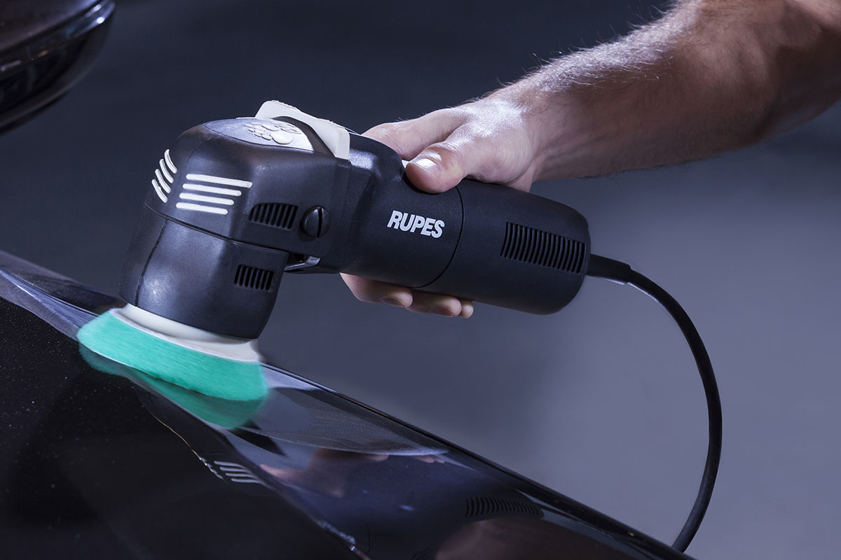 Rupes Rupes Bigfoot Mini-Exzenterpoliermaschine LHR75E