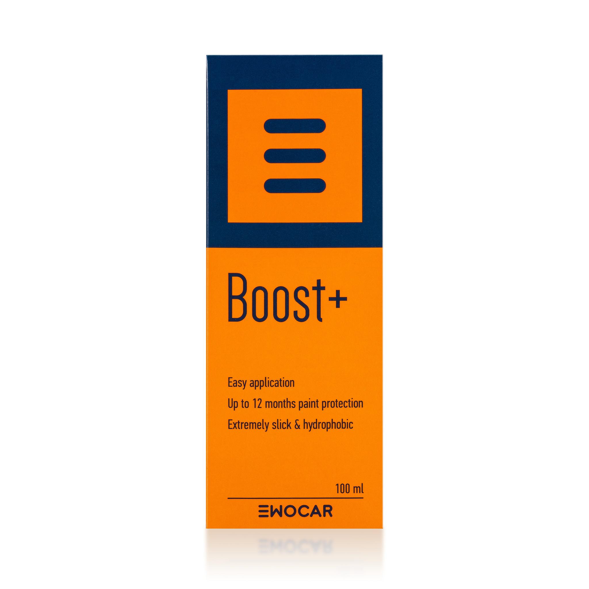 Ewocar Ewocar Boost + 100ml