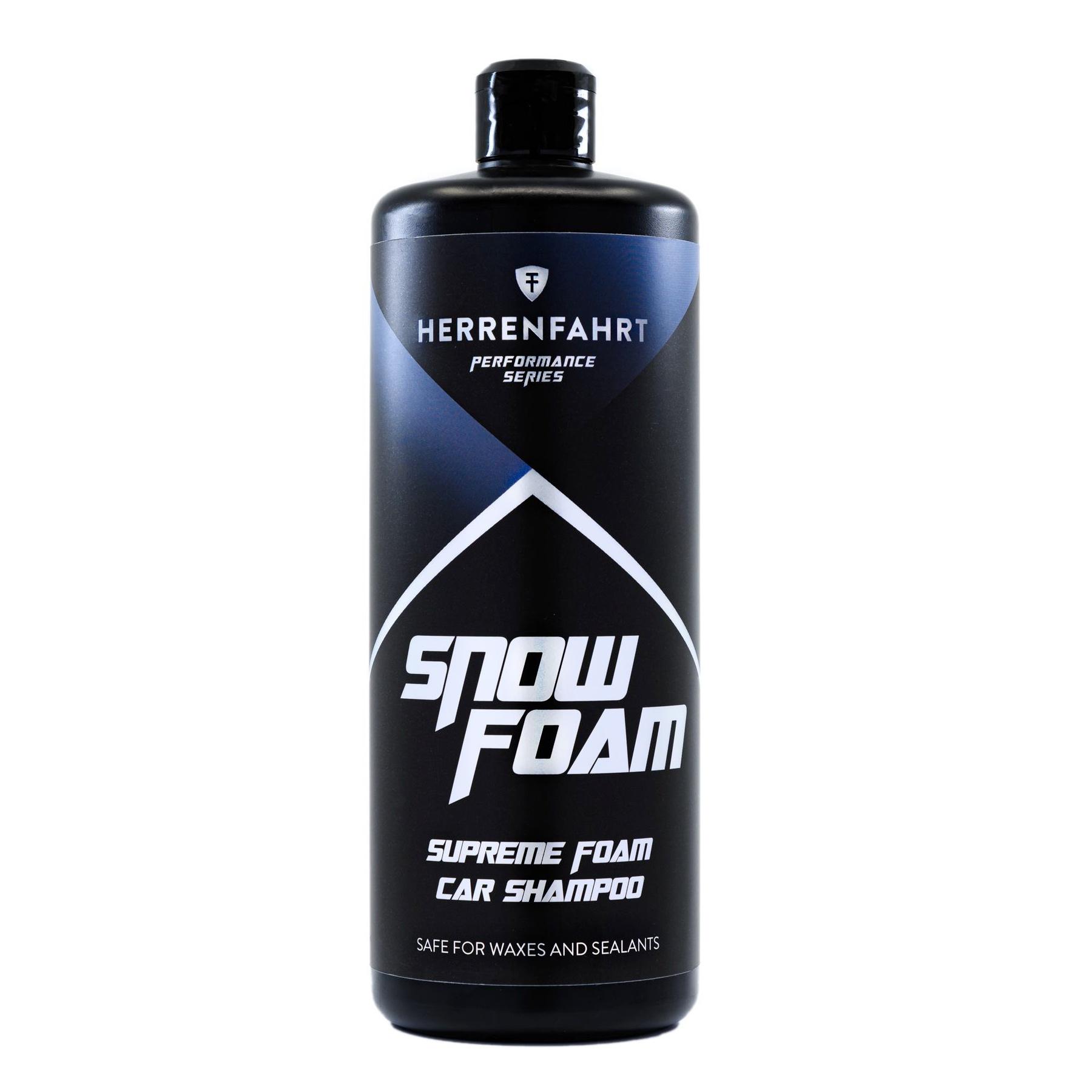 Herrenfahrt Herrenfahrt Snow Foam Aktivschaum-Shampoo 1000ml