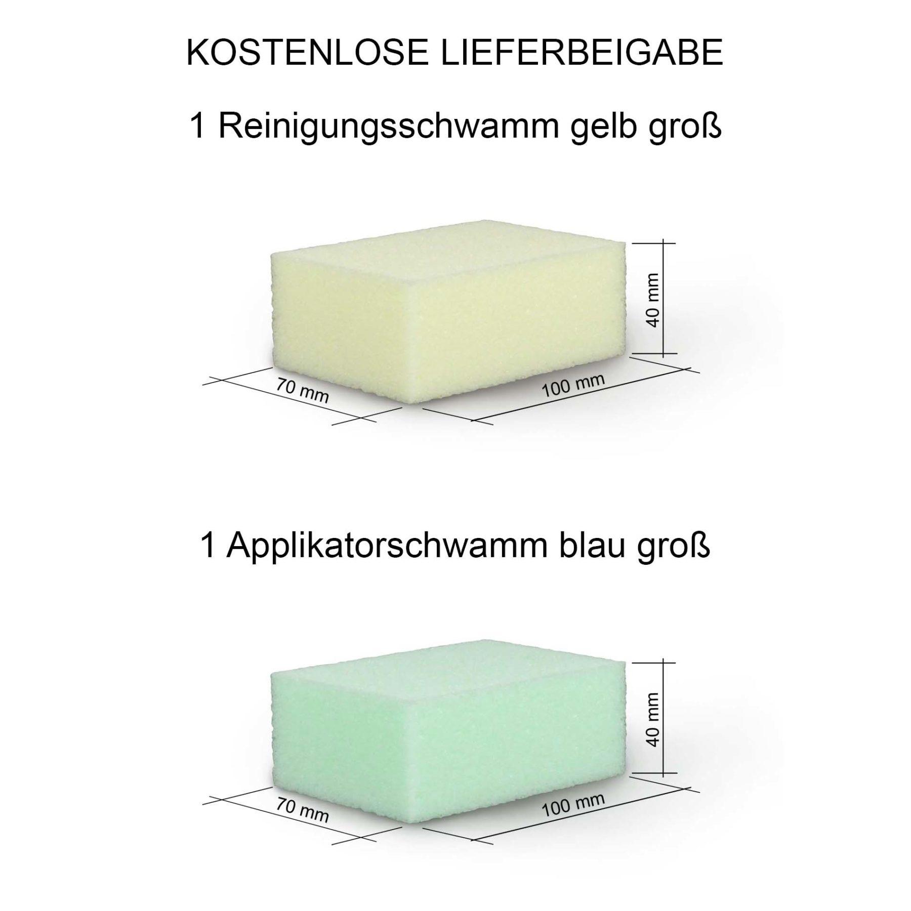 LMX LEDERMAX  LEDERMAX Glattleder Reinigungs- und Pflegeset