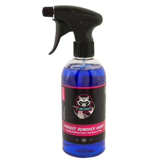 Racoon Cleaning  Racoon Cleaning INSECT REMOVER WRAP Insektenentferner - Folien