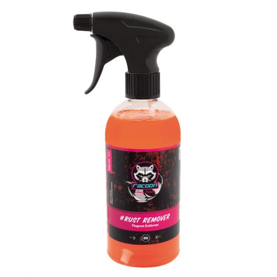 Racoon Cleaning  Racoon Cleaning RUST REMOVER Flugrostentferner
