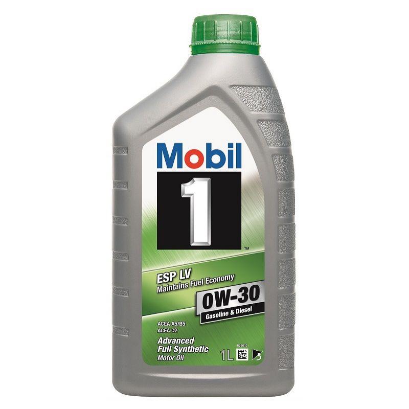 Mobil 1 Motoröl Mobil 1™ ESP LV 0W-30 1L
