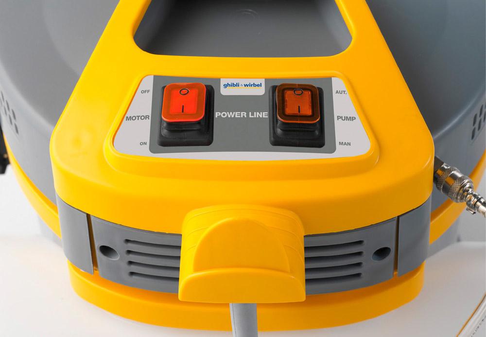 Wirbel  Wirbel Power Extra 7 P