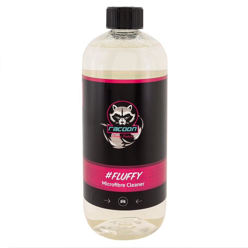 Racoon Cleaning  Racoon Cleaning FLUFFY Microfiber Spezialwaschmittel