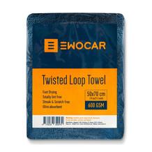 Ewocar Twisted Loop Towel 50x70cm