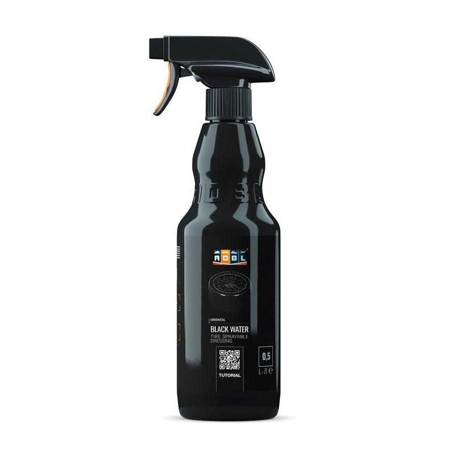 ADBL ADBL Black Water Gummipflege 500ml