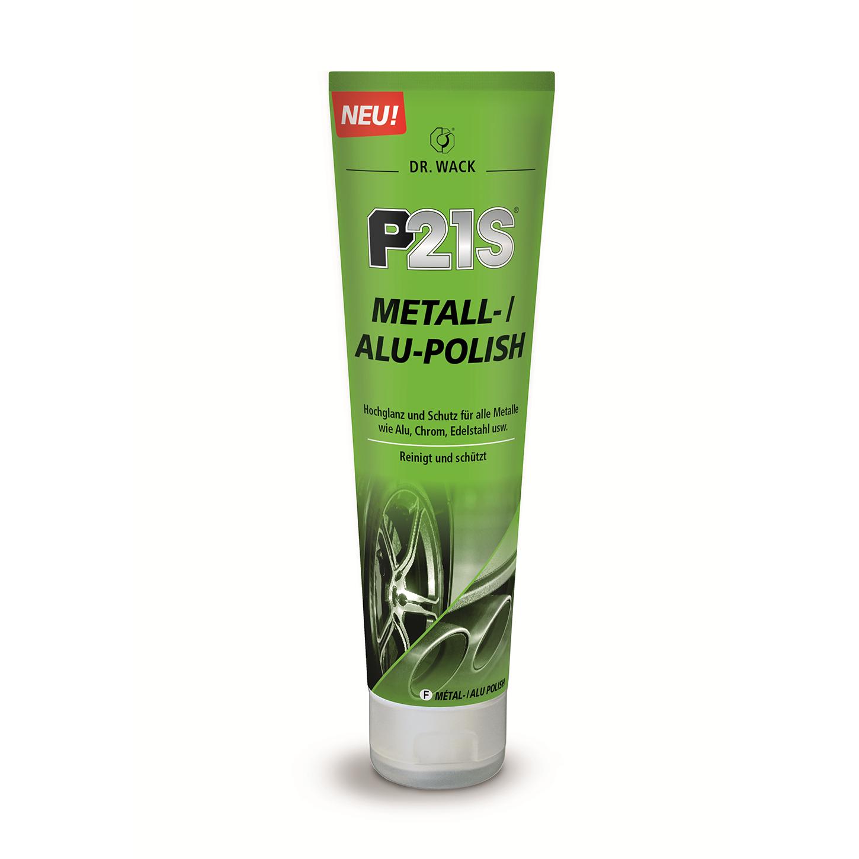 Dr. Wack Dr. Wack P21S Metall-/ Alu-Polish