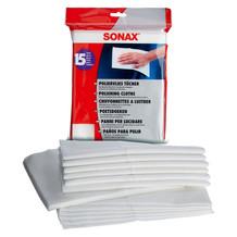 Sonax Poliervliestücher Pack 15 Stk.