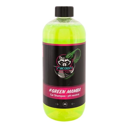 Racoon Cleaning  Racoon Cleaning GREEN MAMBA - Car Shampoo