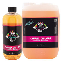 Racoon Cleaning  HORNY UNICORN - Car Shampoo Extra Strong