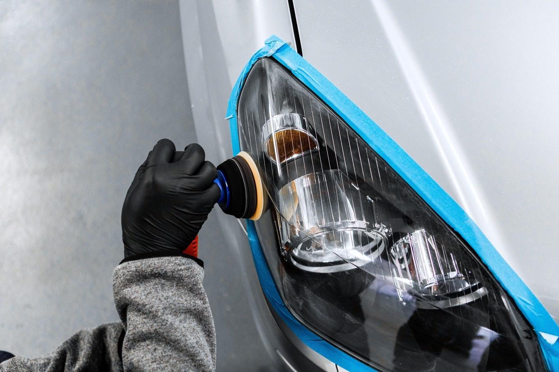 Koch Chemie Koch Chemie Headlight Polish Set