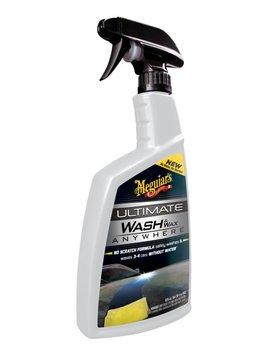 Meguiars Ultimate Waterless Wash & Wax Detailer