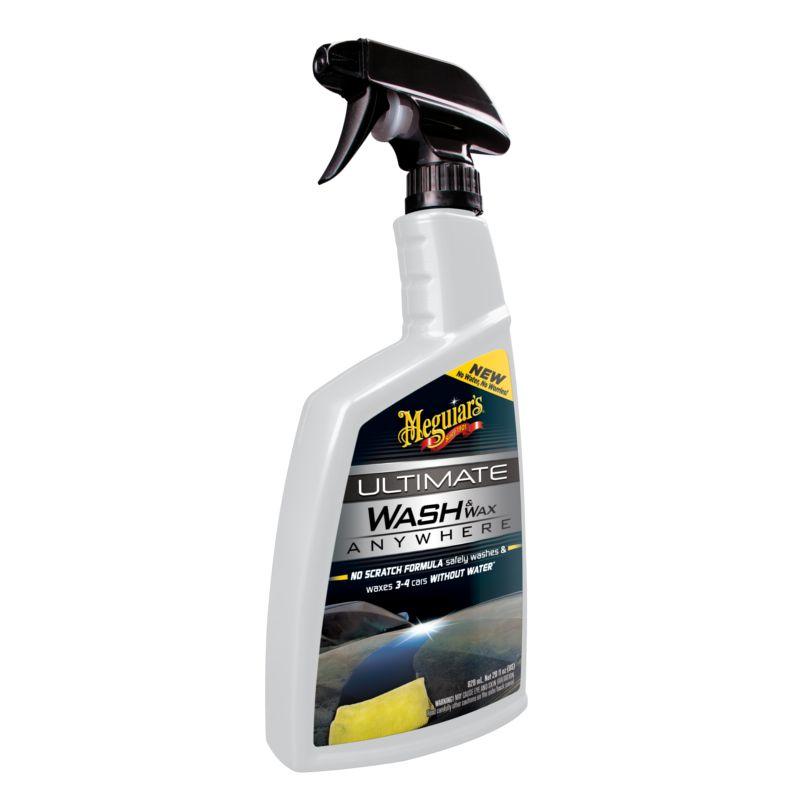 Meguiars Meguiar's Ultimate Waterless Wash & Wax Detailer