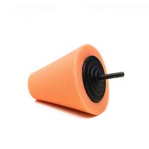 APS Schaumstoff Polierkegel Orange 80mm