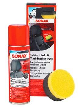 Sonax Cabrioverdeck und TextilImprägnierung