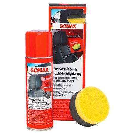 Sonax Sonax Cabrioverdeck und TextilImprägnierung
