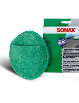 Sonax Microfaser Pflege Pad für Kunststoff