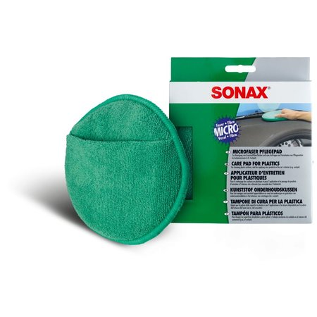 Sonax Sonax Microfaser Pflege Pad für Kunststoff