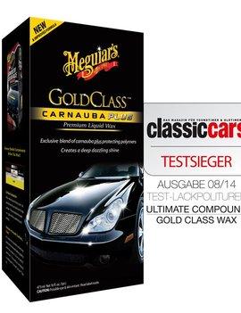 Meguiars Gold Class Flüssig Wachs