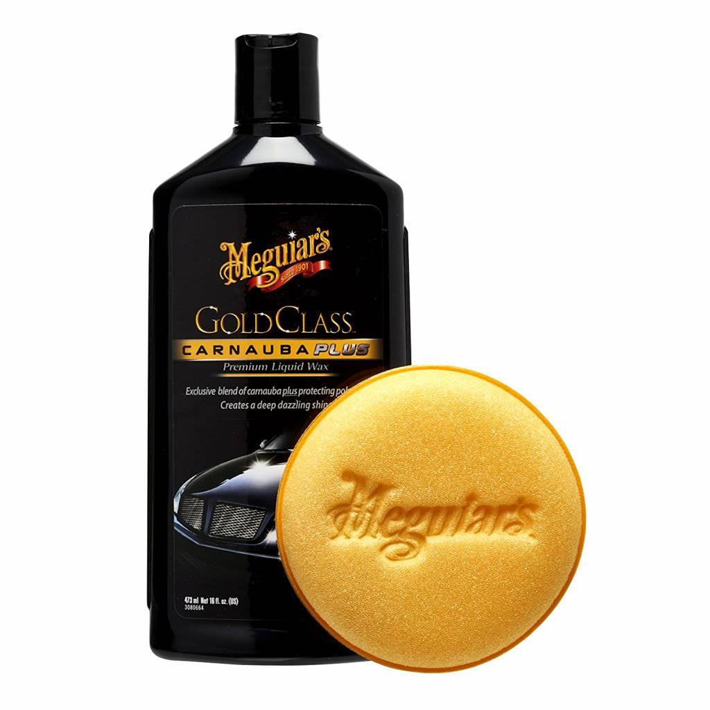 Meguiars Meguiar's Gold Class Carnauba Plus Liquid Wax