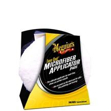 Meguiars Mikrofaser Auftragungs Pads 2er Pack