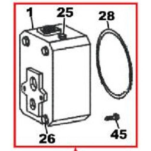 DAB pumps (1)* - (SP) Pump Body - R00005274