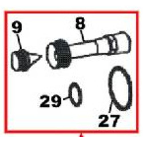 DAB pumps (8)* - (SP) Venturi - R00005248