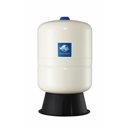 "Global Water Solutions Pressure Wave 60 liter Verticaal - 1"" Aansluiting"