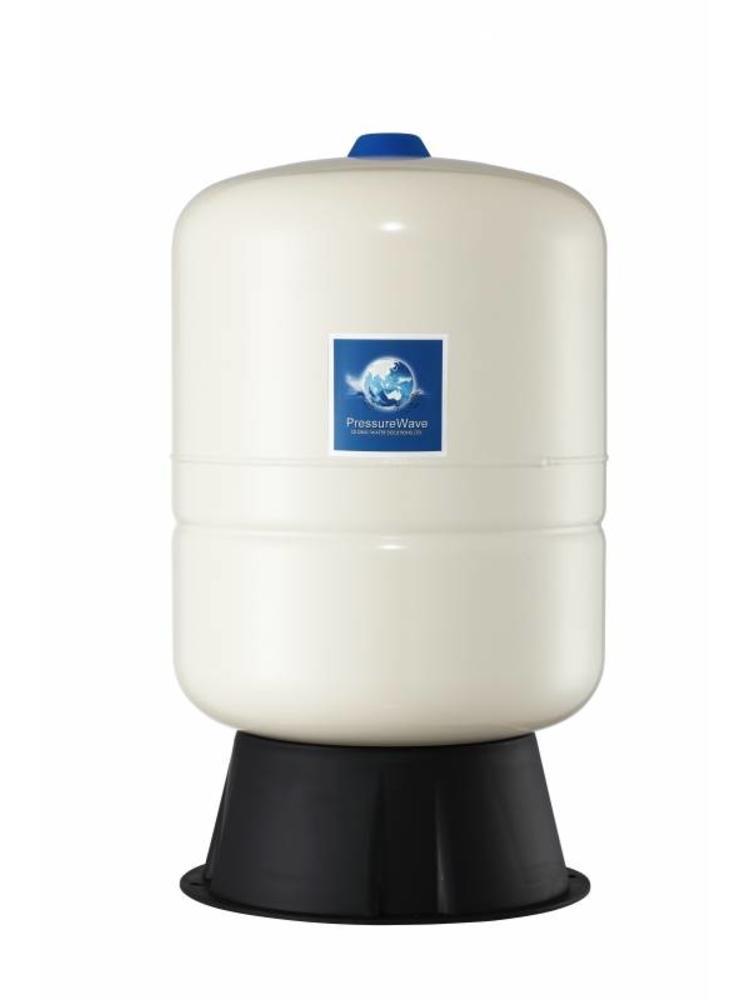 "Global Water Solutions Pressure Wave 60 liter Verticaal - 1"" Aansluiting"