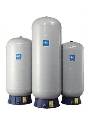 "Global Water Solutions C2-Lite 100 Liter Verticaal - 1"" Aansluiting"