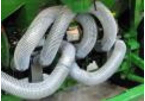 Spiraal slangen