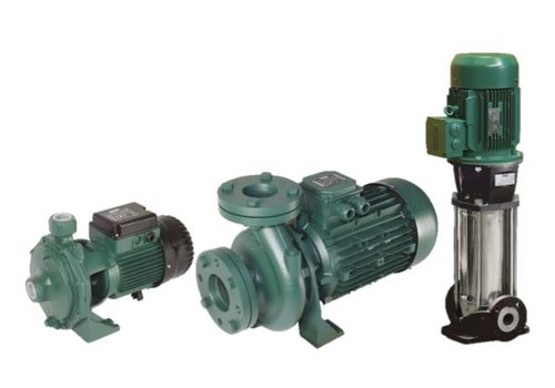 Niet- zelfaanzuigende centrifugaal pompen