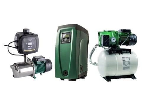Alle zelfaanzuigende centrifugaalpompen