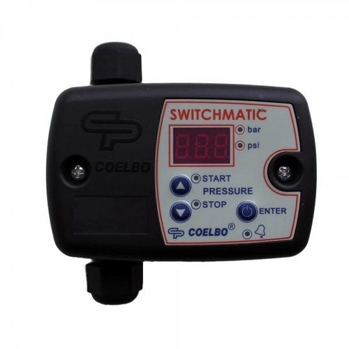Coelbo pump drivers Elektronische drukschakelaar - Switchmatic 1