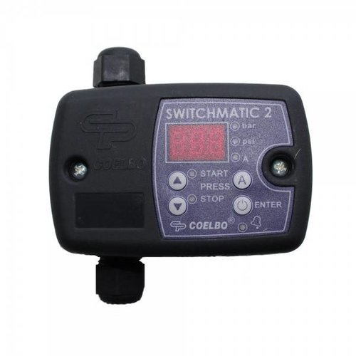 Coelbo pump drivers Elektronische drukschakelaar - Switchmatic 2