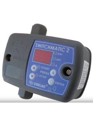 Coelbo pump drivers Elektronische drukschakelaar - Switchmatic 2
