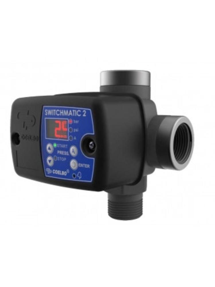 Coelbo pump drivers Elektronische drukschakelaar - T-KIT Switchmatic 2