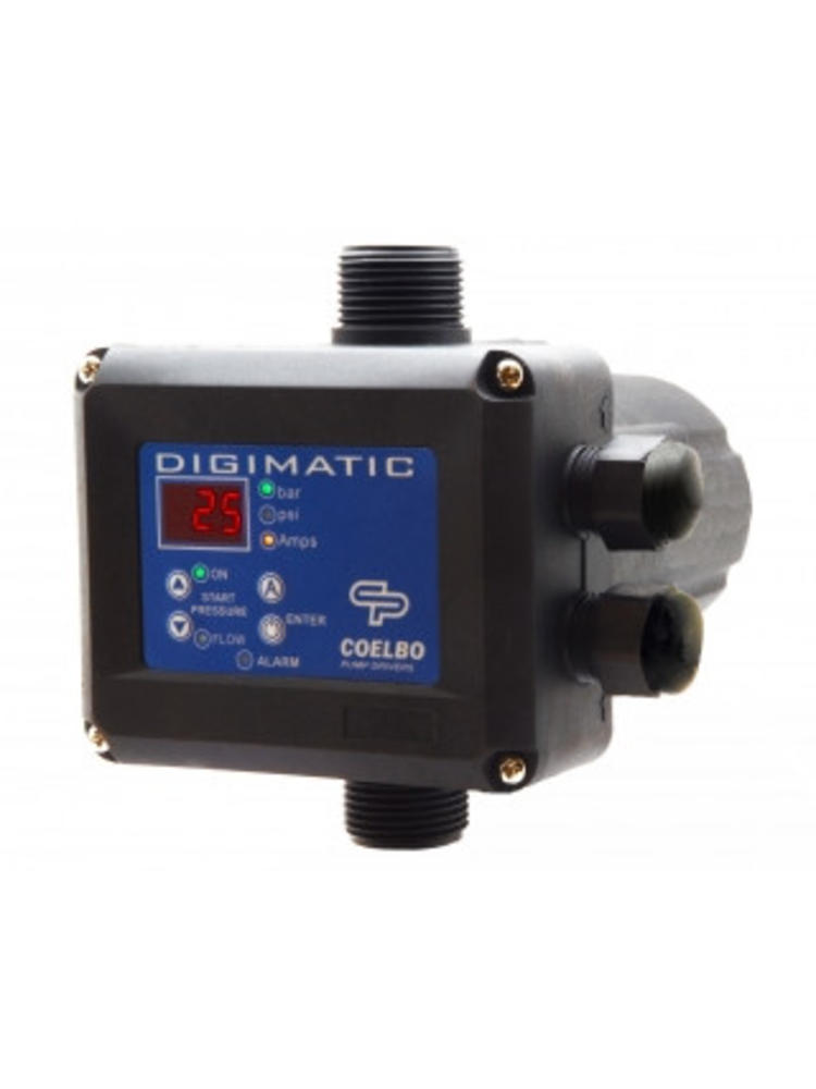 Coelbo pump drivers Digimatic 2 / 2.2 kW - Presscontrol