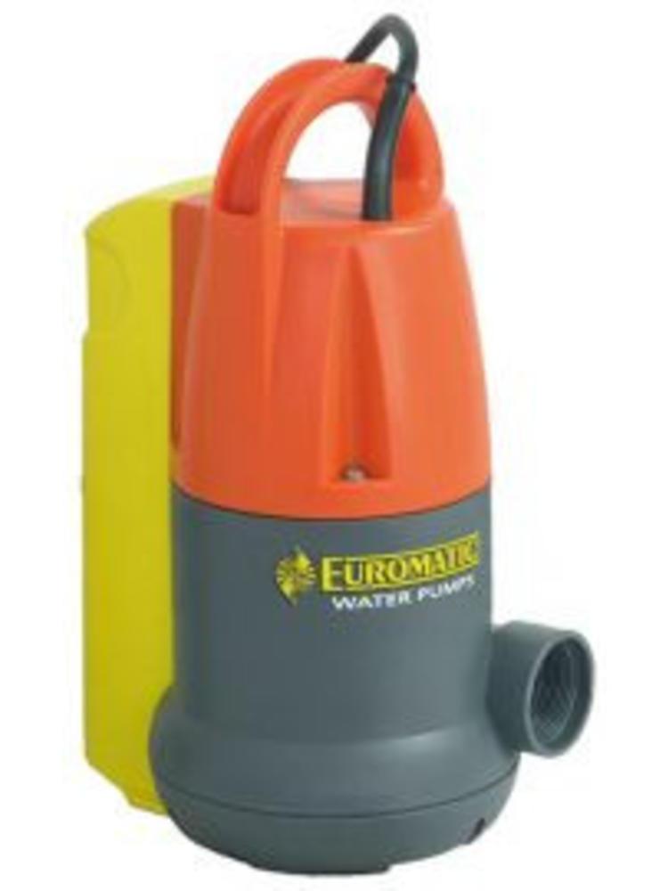 Euromatic water pumps SDC 550 G - ingebouwde vlotter