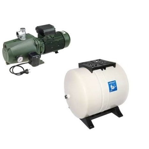 DAB pumps AQUAJET 300 T IE3 / 60G