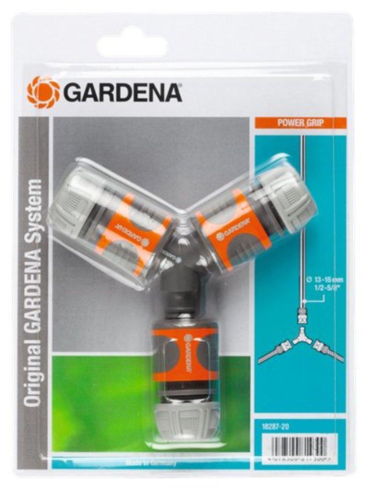 """Gardena Gardena 3-wegset 13 mm 1/2 (1/2"""")"""