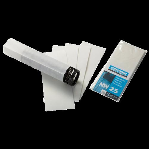 Cintropur NW 25 Filtervliezen per 5 stuks